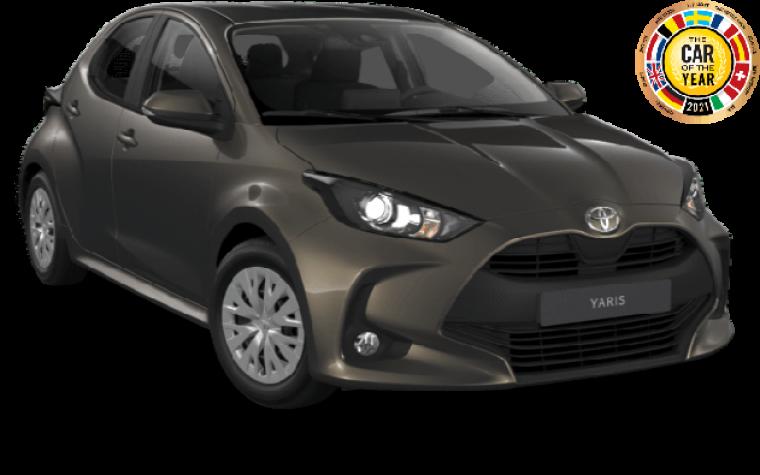 Toyota Yaris nová